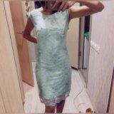 Новое платье с бирками Мохито
