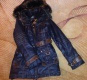 Куртка пуховая Basic р. 42