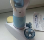 Вакуумный приб.для чистки лица