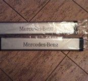 Детали салона Mercedes Benz