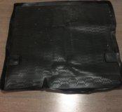 Резиновый коврик в Авто Ниссан терано и дацун