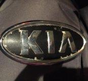 Эмблема Kia Rio