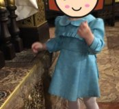 Платье на 1-1,5 года