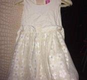 Платье sela 5 лет