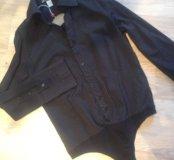 Рубашка-боди Authentic р44-46