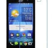 Защитная плёнка для Acer Liquid Z520