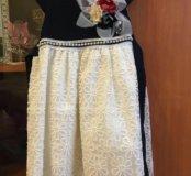 Платье на миниатюрную девочку
