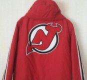 Куртка р. S. хоккейной фирмы ссм.