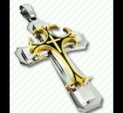 Крест steеl rage