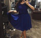 Платье юбка и топ