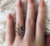 Серебряное кольцо ✨💫