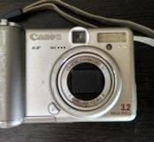 Фотоаппарат Canon powershot a70