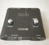 Аудио карта Line 6 UX1