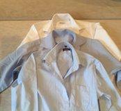 Рубашки для мальчика( школьные)