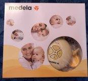 Медела молокоотсос Medela как новый