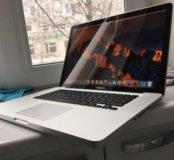 МакБук Про MacBook Pro i7 late 2011