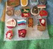 Значки СССР