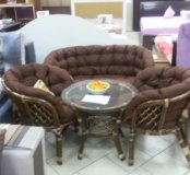 "Комплект мебели из ротанга ""Багама"""