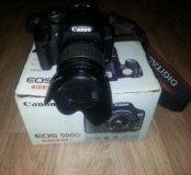 Фотоаппарат Canon EOS 500D EF-S