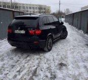 BMW X5M 2010 год