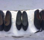 Туфли новые советские