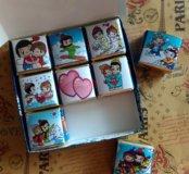 Шокобокс-сладкая коробка