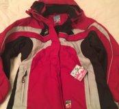 Новая сноубордическая курточка