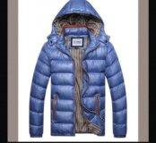 Куртки новые зимние! Распродажа!!!