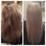 Тотальное уплотнение и восстановление волос