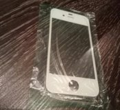 Внешнее стекло Iphone 4