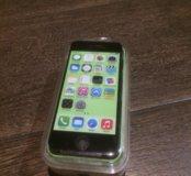 iPhone 5c 16 гб оригинальный
