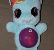 Мягкая игрушка-ночник My little pony