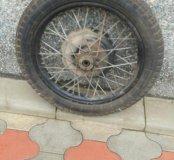 Колеса на мотоцикл Урал, d 19