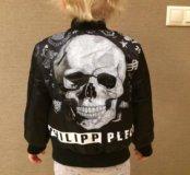 Куртка бомбер Pnilipp Plein