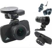 Видеорегистратор Super HD+радар детектор+GPS