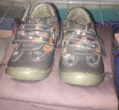 Ботинки деские