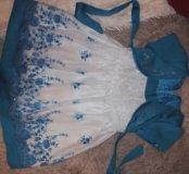 Платье для девочки 2-5 лет