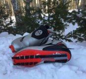 Лыжные ботинки Fischer 46р