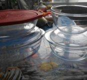 Нвбор стеклянной посуды