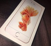 iPhone 6S 64 g Golden Rose