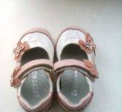 Босоножки туфельки для принцессы!