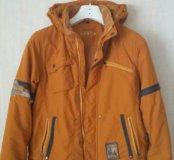 Куртка зимняя р. 164