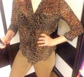 Кофта блузка рубашка
