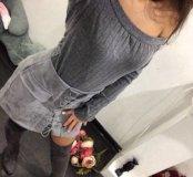Кофта юбка сапоги жилетка