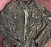 Кожаная куртка Р.м