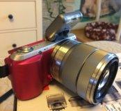 Фотоаппарат Sony nex c3