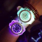 Светодиодные часы