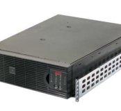 ИБП APC Smart-UPS SRT3000RMXLI, 3000ВA