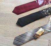 НОВЫЕ мужские галстуки