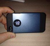 Айфон 4s черный 8 гб